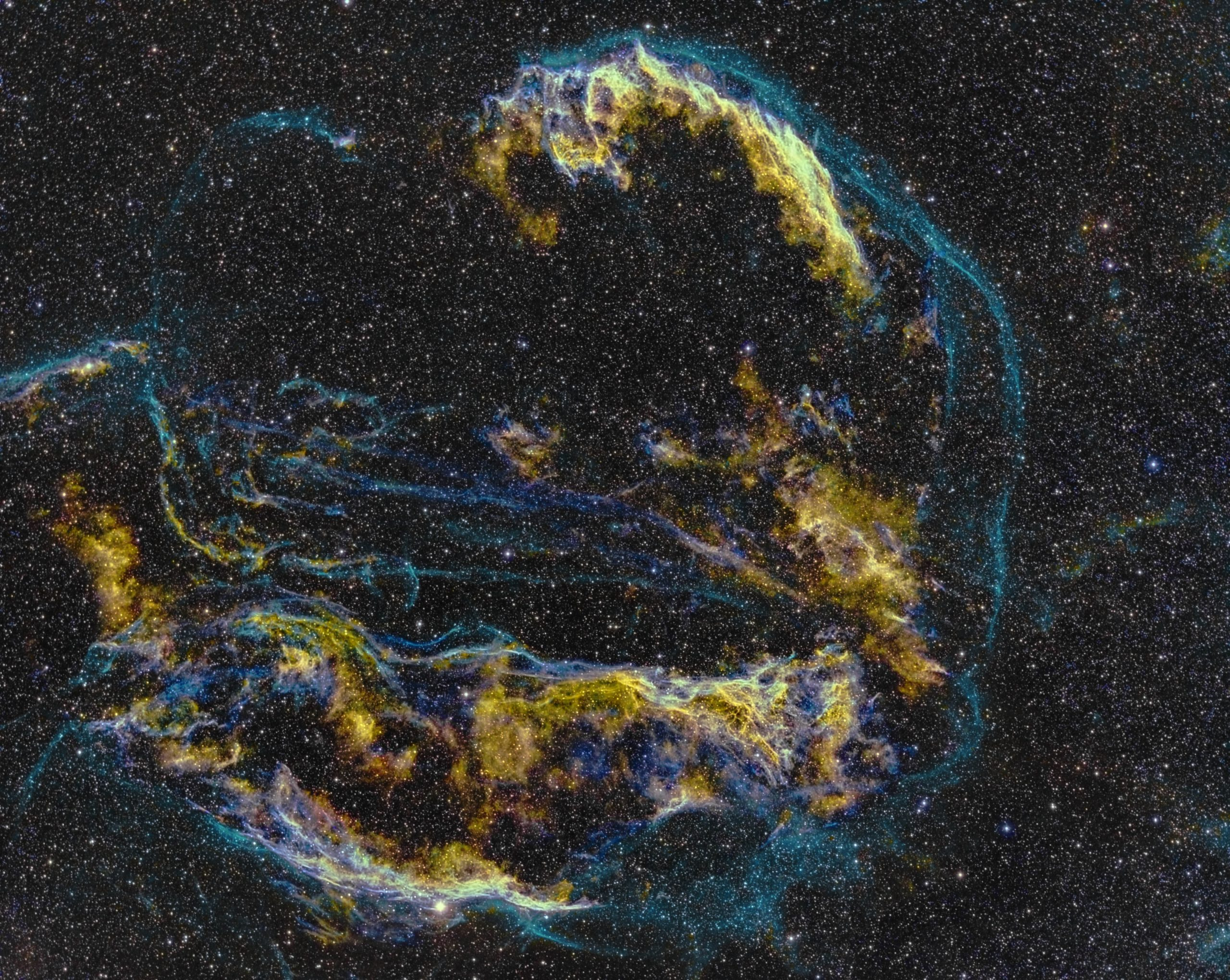 Sterneentfernen in Pixinsight II – die Zauner Methode