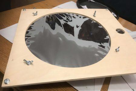 Sonnenfilter 2.0, für ein C11 EDGE HD