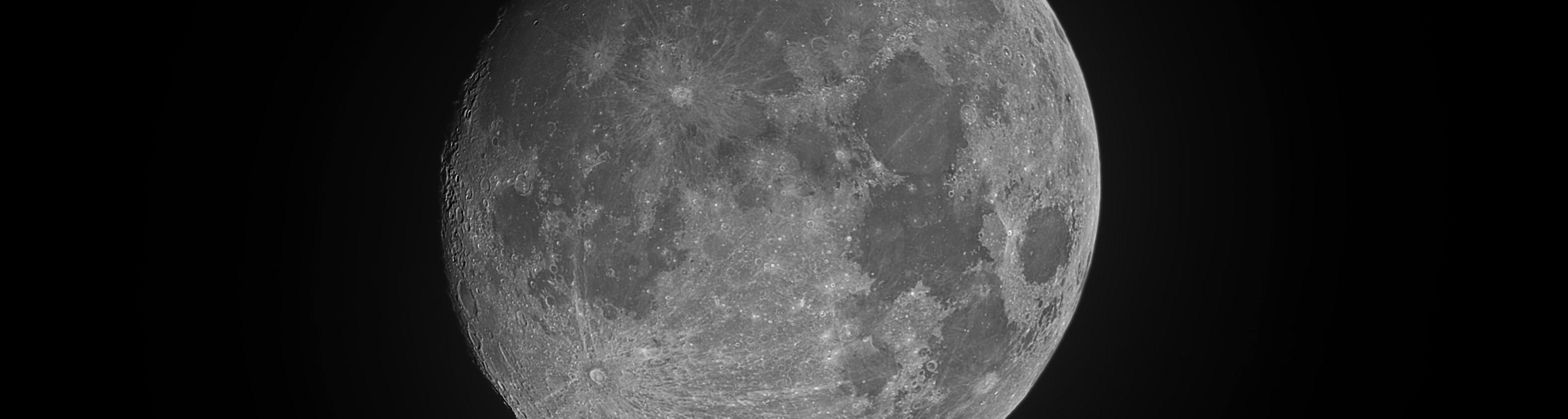 Unser Mond…