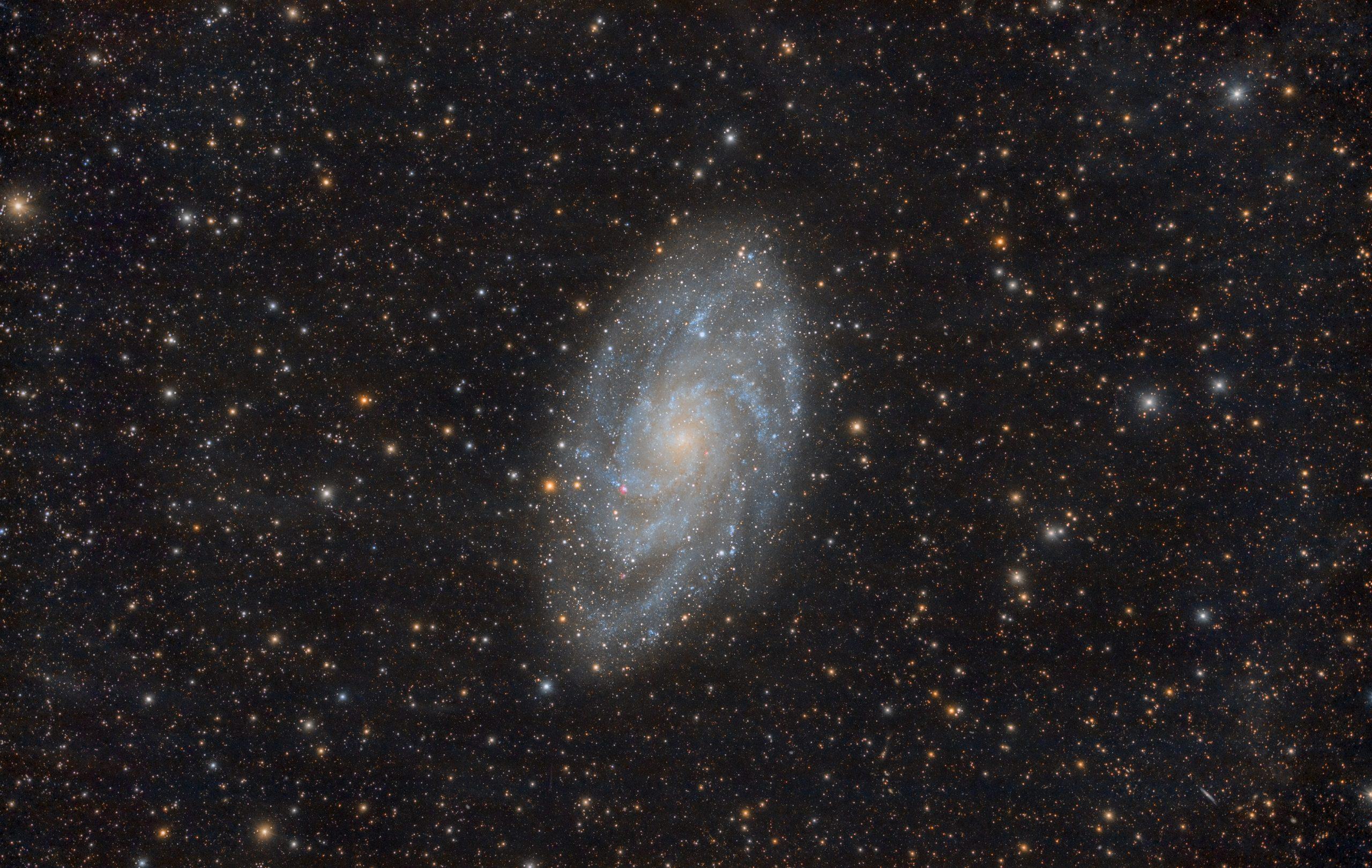 M33, die Dreiecks Galaxie